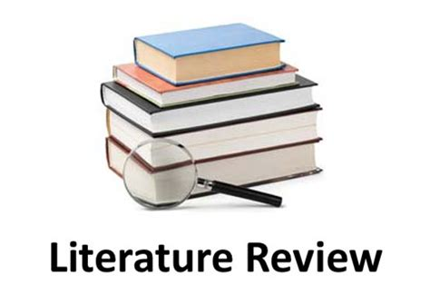 Literature Research Paper Example - 1067 Words